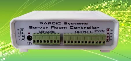 دستگاه کنترل و مانیتورینگ اتاق سرور