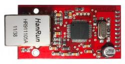 مبدل سریال به شبکه W5100