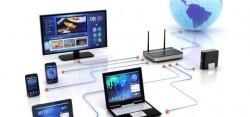آموزش تنظیم پارامترهای شبکه دستگاه ریموت تحت وب
