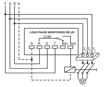 پارديك سيستم - رله های کنترل بار و کنترل فاز؛کاربردها و روش نصب